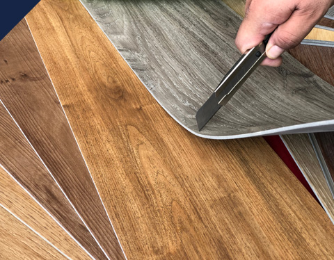 plank flooring for multi family properties